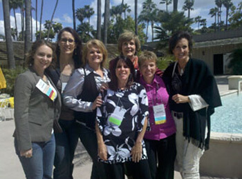 The-Divas-at-the-NAPO-Conference-2011