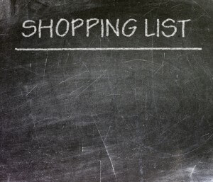 list.shopping.chalkboard