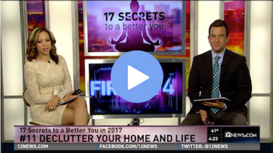 17 Secrets to a Better You in 2017 Declutter Your Home and Life
