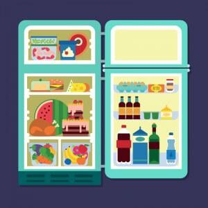 refrigerator.cartoon